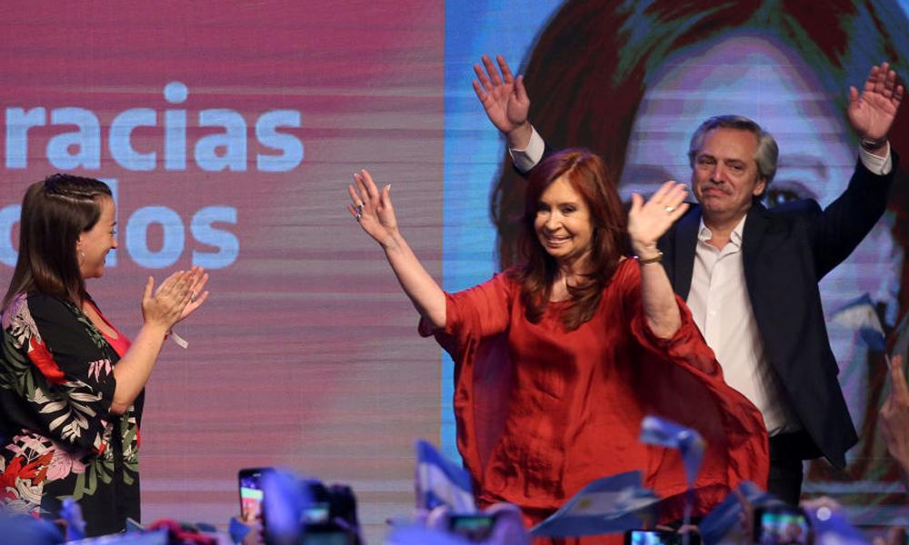 Arjantin'in yeni devlet başkanı Alberto Fernandez