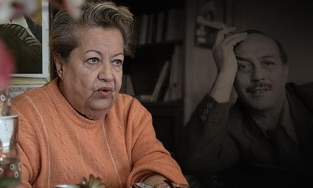 Cemal Süreyya'nın 'yüzüne sürgün olduğu kadın' hayatını kaybetti