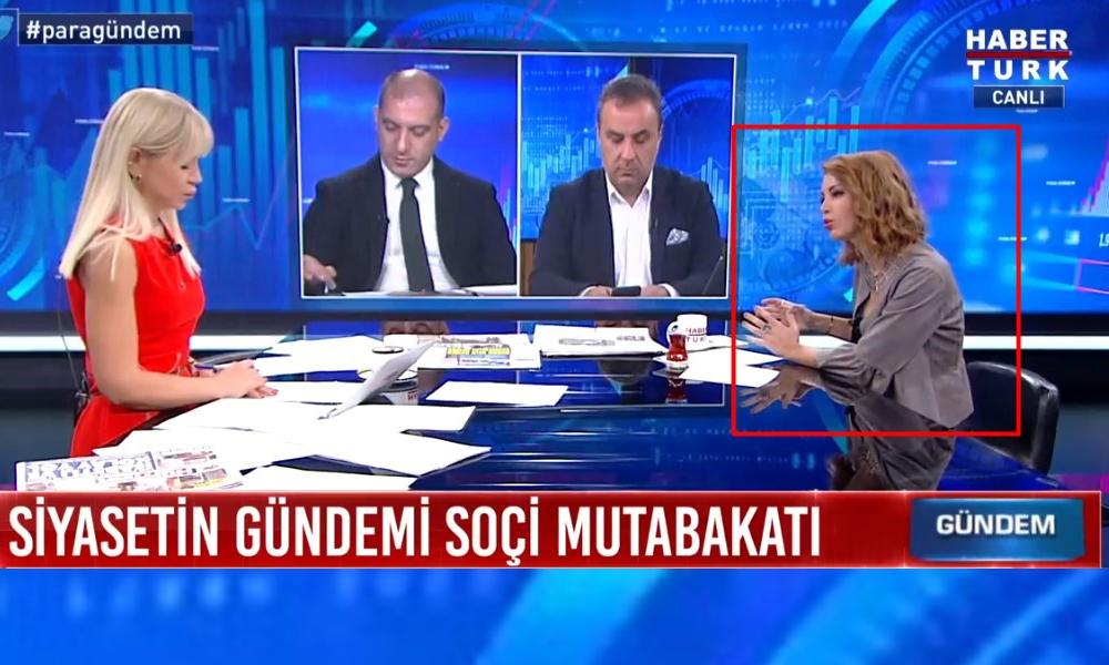 'Katil devlet' tartışmasının ardından Habertürk TV'den Nagehan Alçı hamlesi