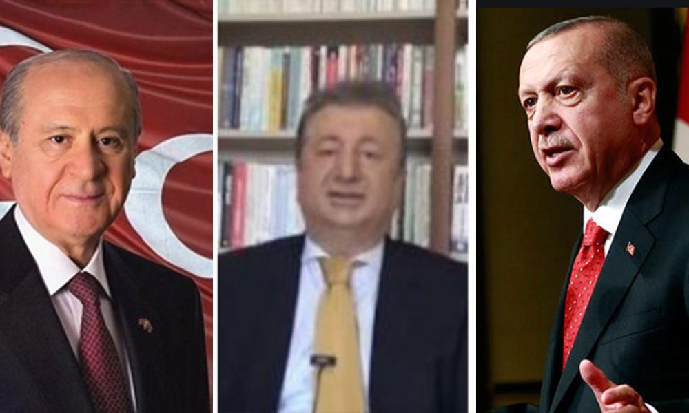 Yiğit Bulut'un yazıp sildiği Bahçeli mesajları! 'Erdoğan Bahçeli'nin hastane değiştirmesini mi istedi'