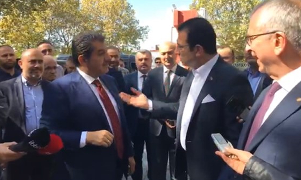 İmamoğlu'nun 'elektrik' esprisi AKP'li Göksu'yu kahkahaya boğdu