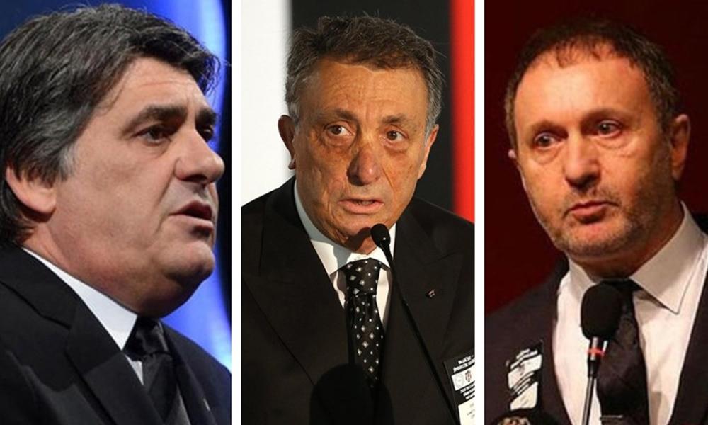 Beşiktaş'ta başkan adayları belli oldu