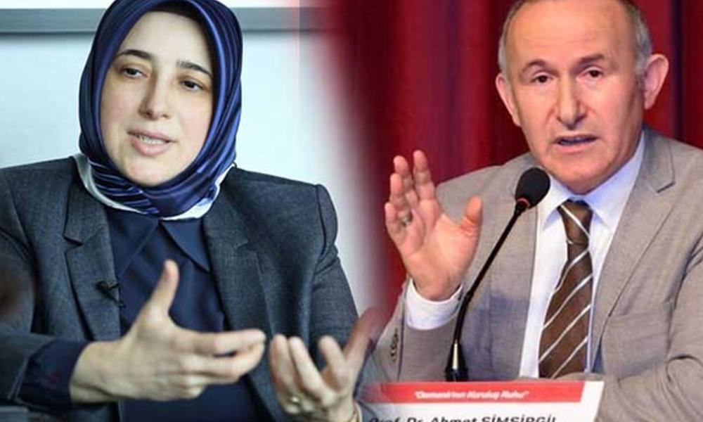 AKP ile Akit arasında neler oluyor?  Grup Başkanvekili Özlem Zengin'den Akit gazetesine sert tepki! Sahibinin sesi