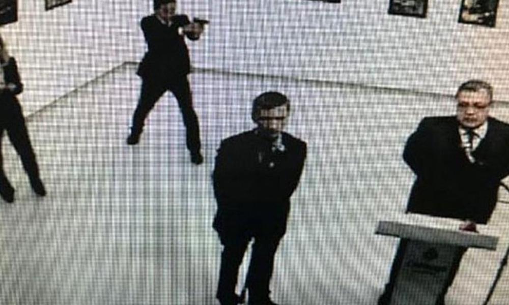 Karlov suikastına ilişkin davada ara karar