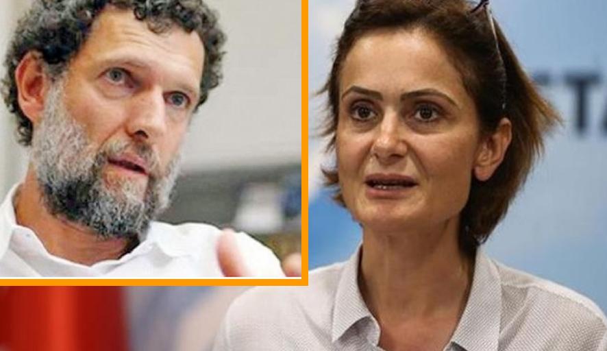 Yandaş Selvi 'Değişim başlıyor mu?' diye sordu, Kaftancıoğlu ve Kavala'yı işaret etti