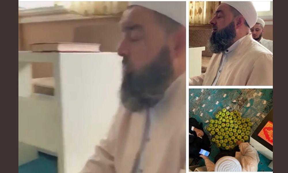Cübbeli Ahmet'in bağlı bulunduğu İsmailağa Cemati'nde, çocuk isteyen aileleri okunmuş elma ile kandırıyorlar!
