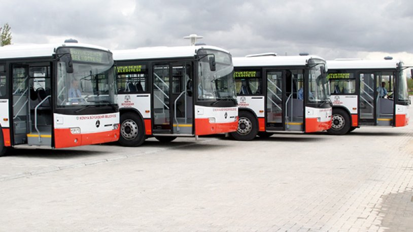 AKP'li belediye 'tasarruf' amacıyla toplu taşıma hatlarını kaldırdı