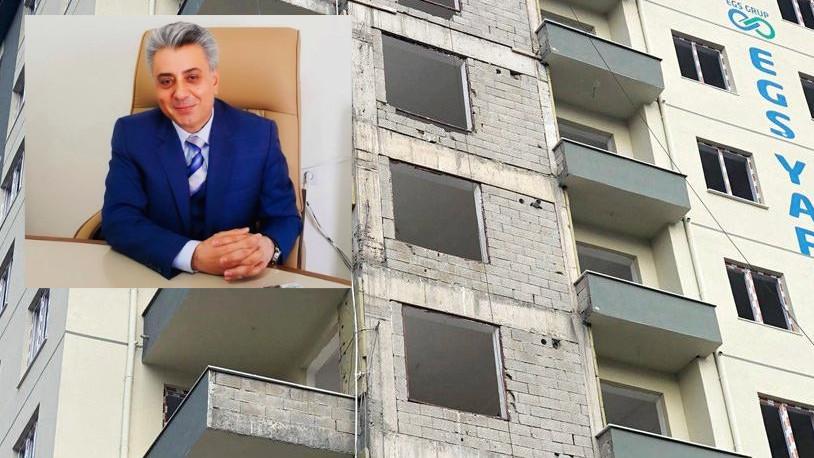 AKP'li meclis üyesi sahte tapu hazırladı, 10 katlı bina dikti