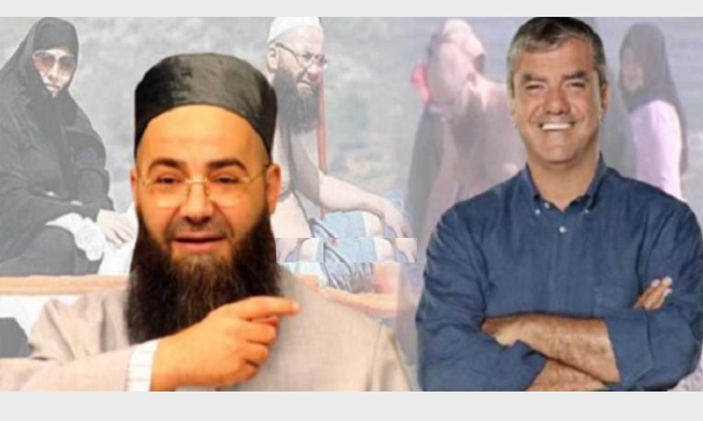 Cübbeli Ahmet'den Yılmaz Özdil'e: Bu tavır takdîre şâyandır!
