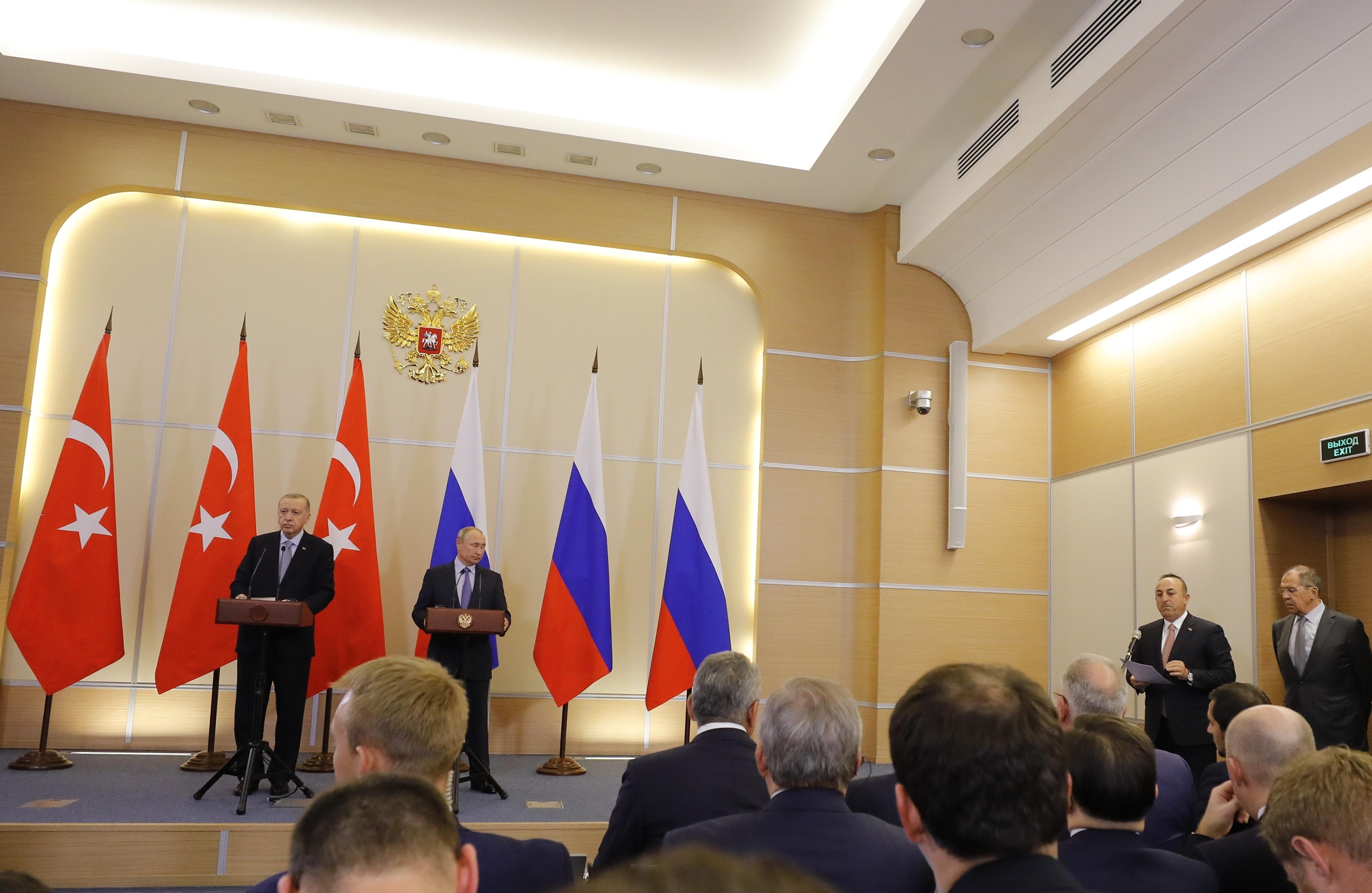 İşte 10 maddelik Türkiye-Rusya anlaşması… 5'inci maddeye dikkat!