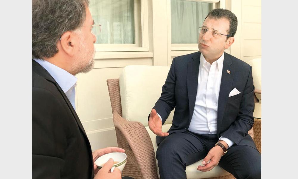 """Ahmet Hakan'dan İmamoğlu analizi: İstanbul'a odaklanamıyor, gözü daha yükseklerde"""" falan deniliyor ya…"""