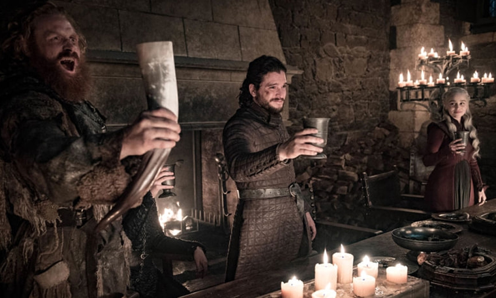 'Khal Drogo' yeni dizisiyle Game of Thrones'un tahtına göz dikti!