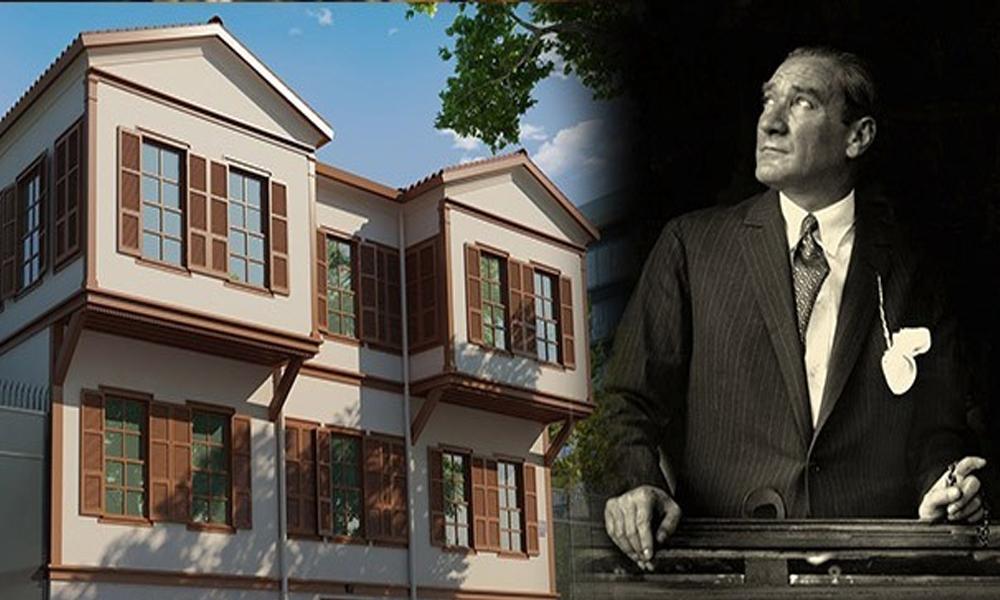 Atatürk'ün evine saldırı!