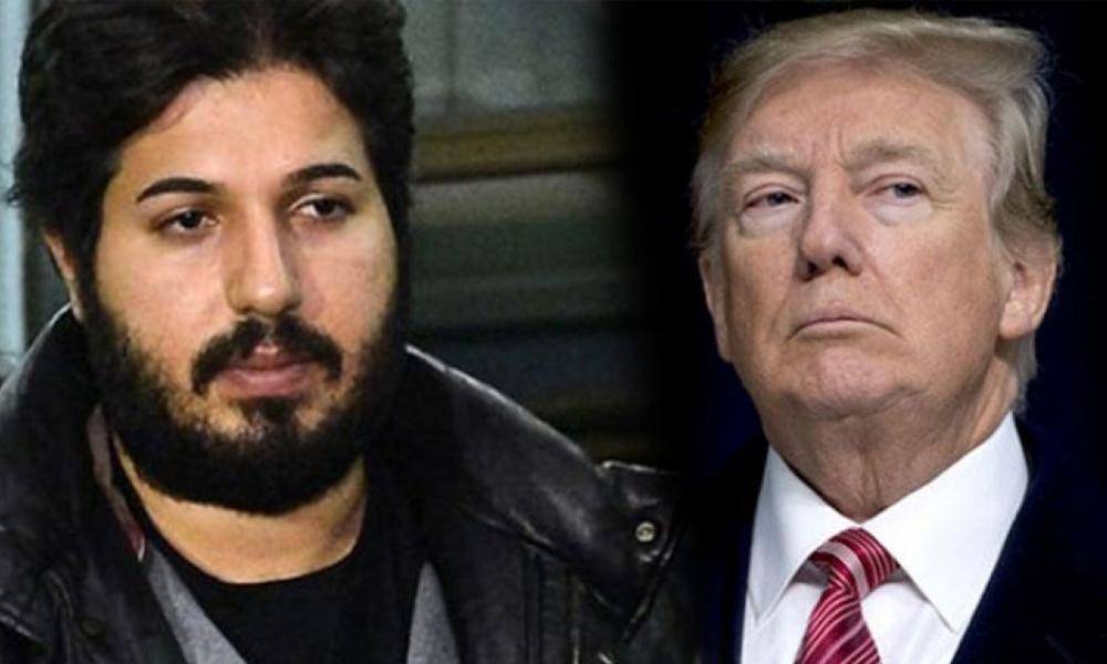 Amerikan medyasından flaş Zarrab iddiası: Trump davasının düşürülmesi için devreye girdi