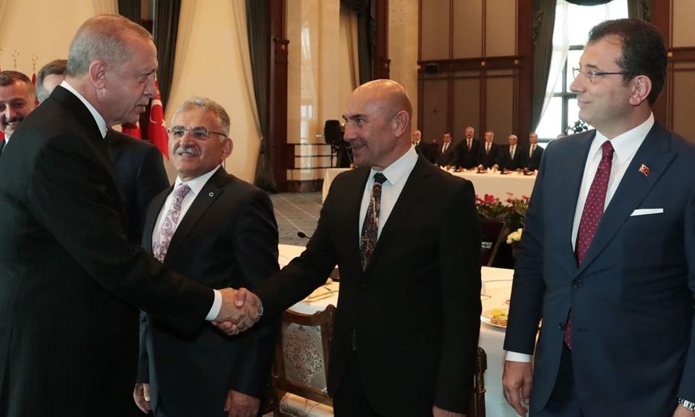 AKP, Belediyeleri genel müdürlük altında toplamak mı istiyor?