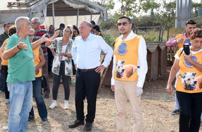 Seyhan Belediye Başkanı Akay'dan 'Kısırlaştırma Merkezi'