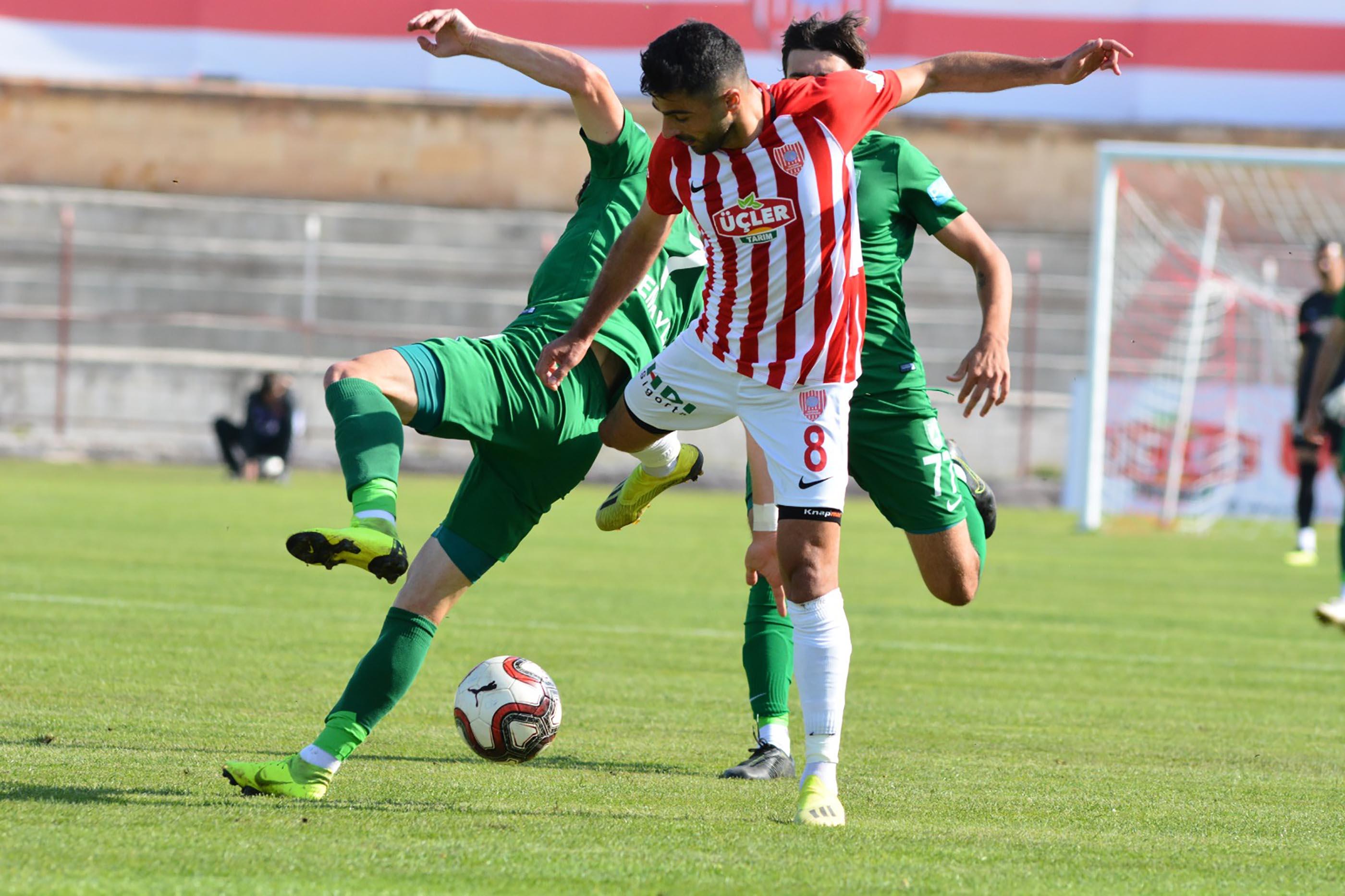 Nevşehir Belediyespor – Muğlaspor: 3-0