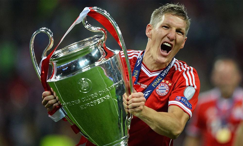 Schweinsteiger futbolu bıraktığını açıkladı