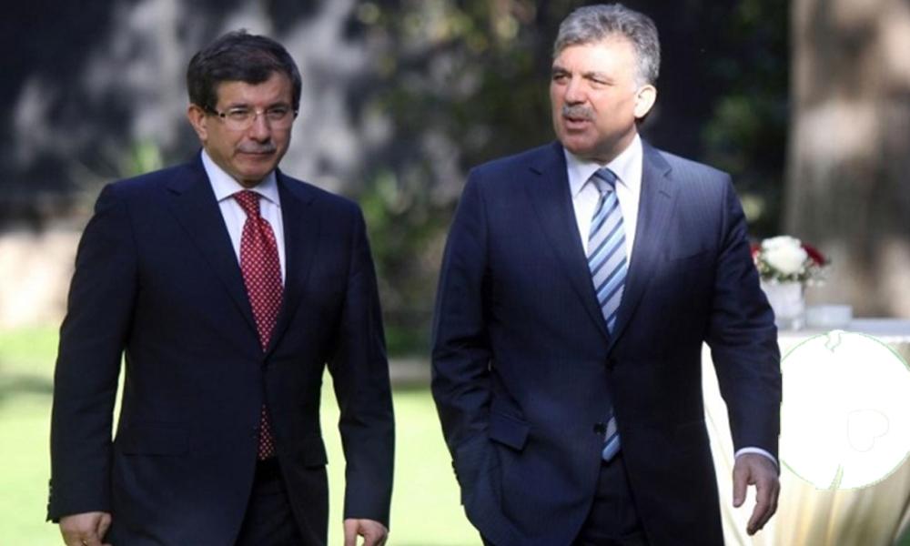 Davutoğlu cephesinden Gül cephesine taş: Kimin arkasında kim var?