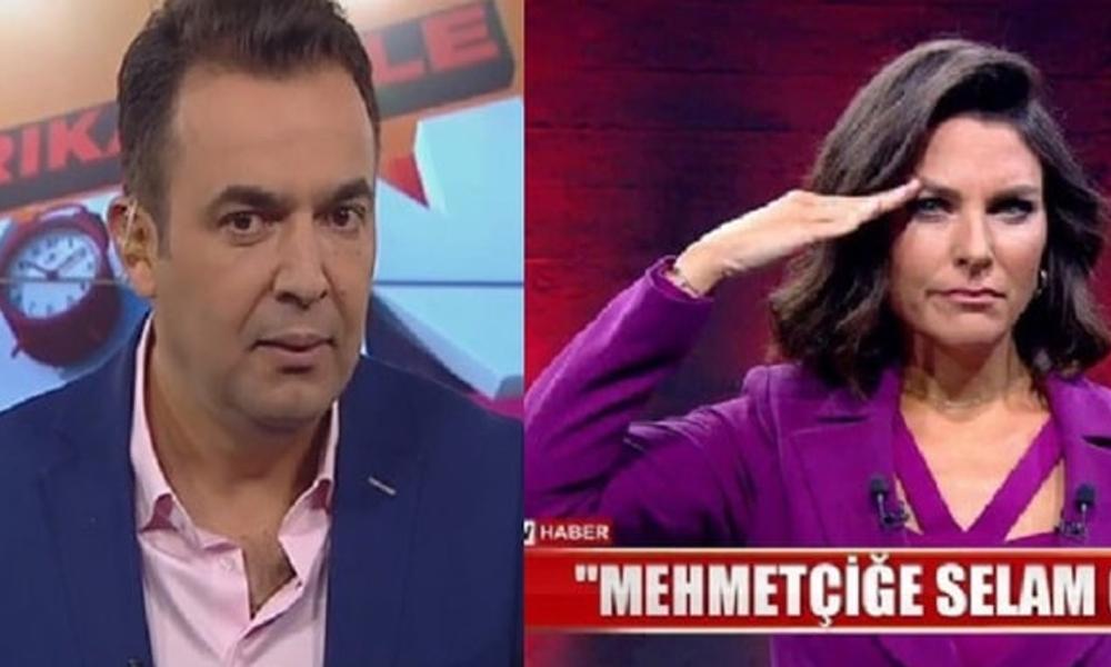 Yandaşların ekran kavgası sürüyor! Tahir Sarıkaya'dan Ece Üner'e ağır ithamlar