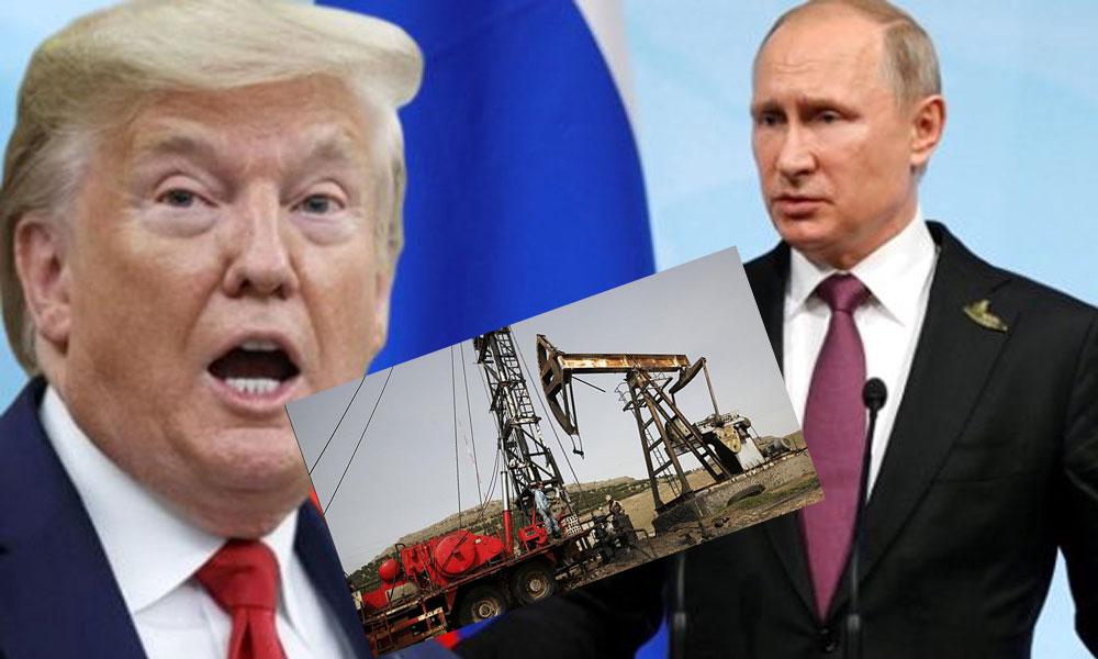 Fotoğrafları paylaşarak ABD'yi petrol kaçakçılığıyla suçladı