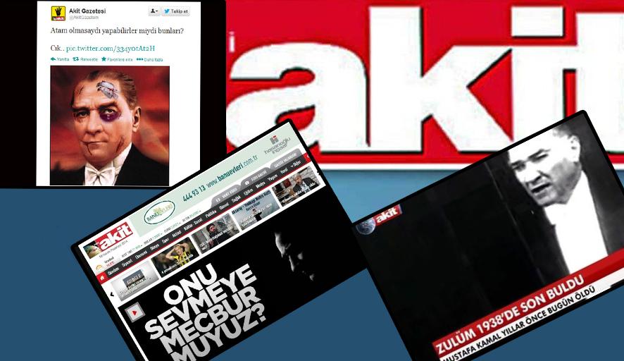 FETÖ yandaşları, FETÖ'yü deşifre eden Merdan Yanardağ'a saldırıyor: Gerici Akit'ten yine iftira dolu haber