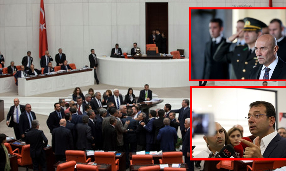 Meclis'te 'Haydarpaşa ve Sirkeci Garı İhalesi' tartışması: Pisliğin üstünü gündem değiştirerek örtemezsiniz!