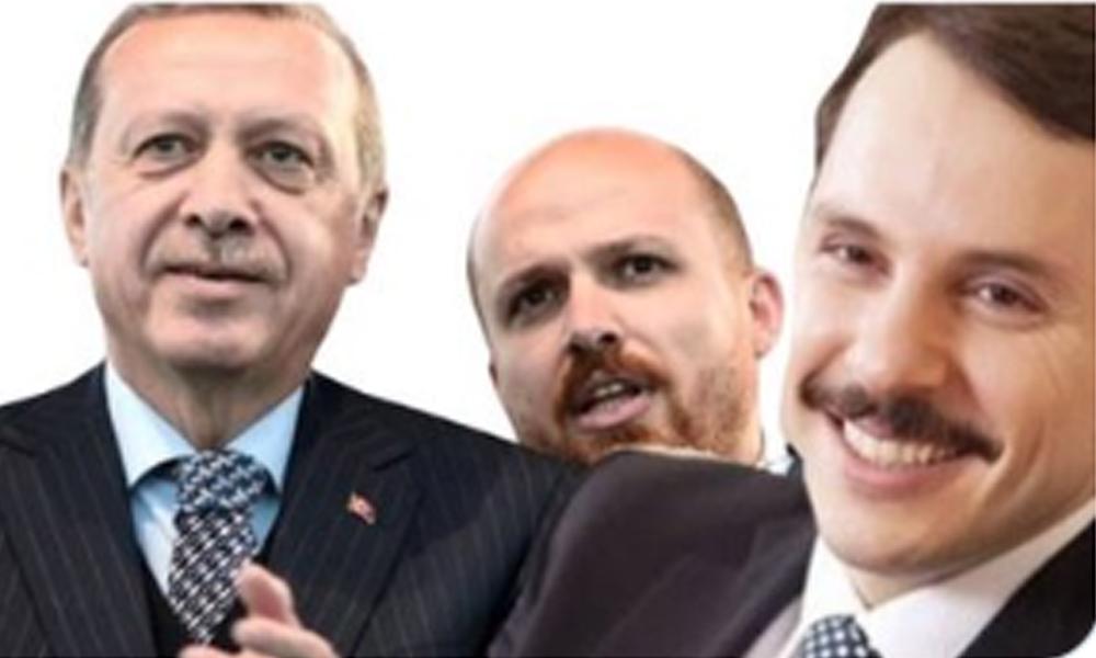 'ABD Federal savcıları 7 ülkeden Erdoğan ailesinin banka bilgilerini resmen istedi!' iddiası