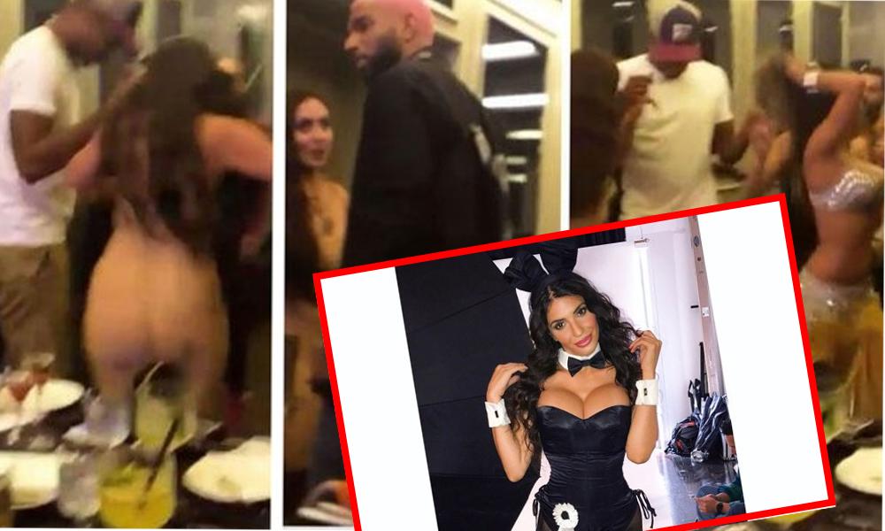 Model Elif Çelik'ten Galasaraylı futbolcuların 'Alem' görüntüleri hakkında açıklama