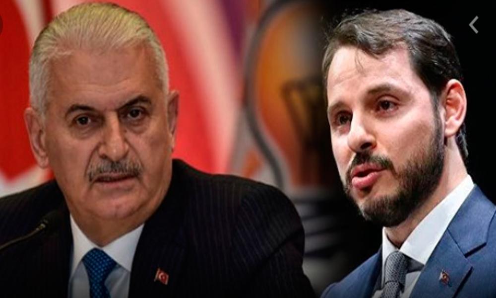 Berat Albayrak Binali Yıldırım kavgası Türk Telekom'a sıçradı!