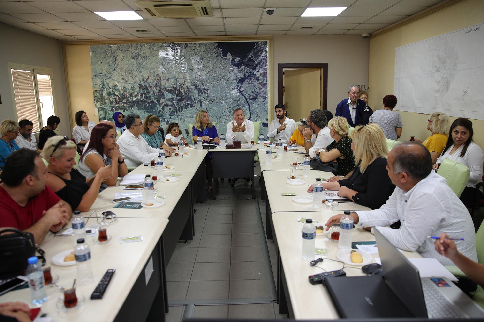'Engelli Meclisi kurun Yönetime katkı verin'