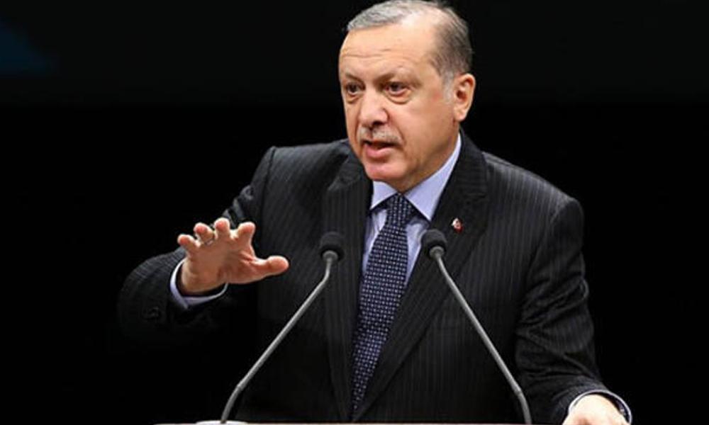 'Muhatabım Trump' diyen Erdoğan'dan geri adım