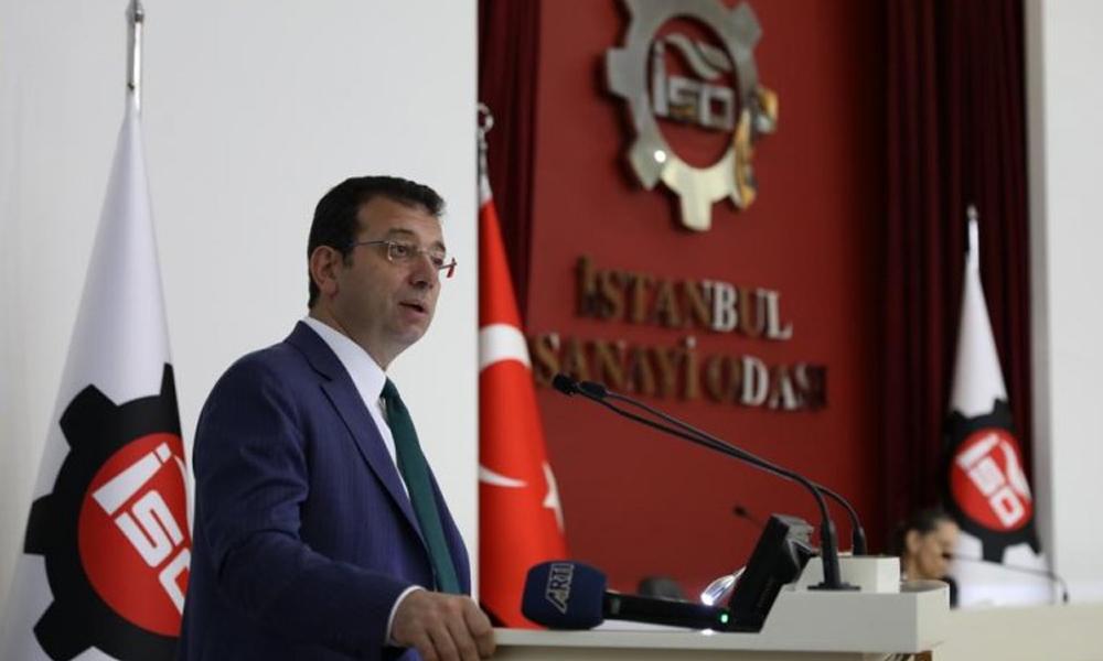 İmamoğlu, İSO Meclis toplantısında konuştu: Bu şehrin aktörlerinin etkili olmasını istiyoruz