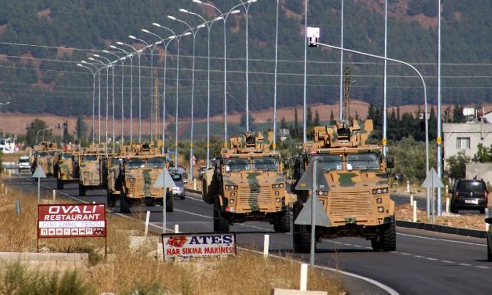 Gaziantep'in sınır ilçesi Karkamış'ta eğitime ara verildi