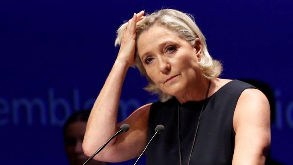 Aşırı sağcı Marine Le Pen, Türkiye'nin NATO'dan çıkarılmasını önerdi