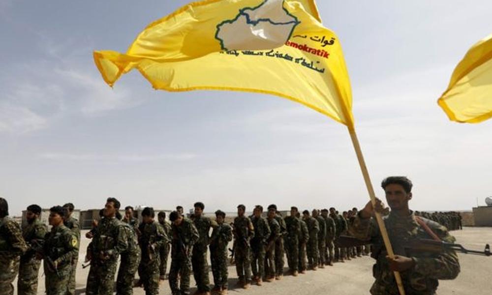 SDG'den Suriye ordusunun davetine cevap