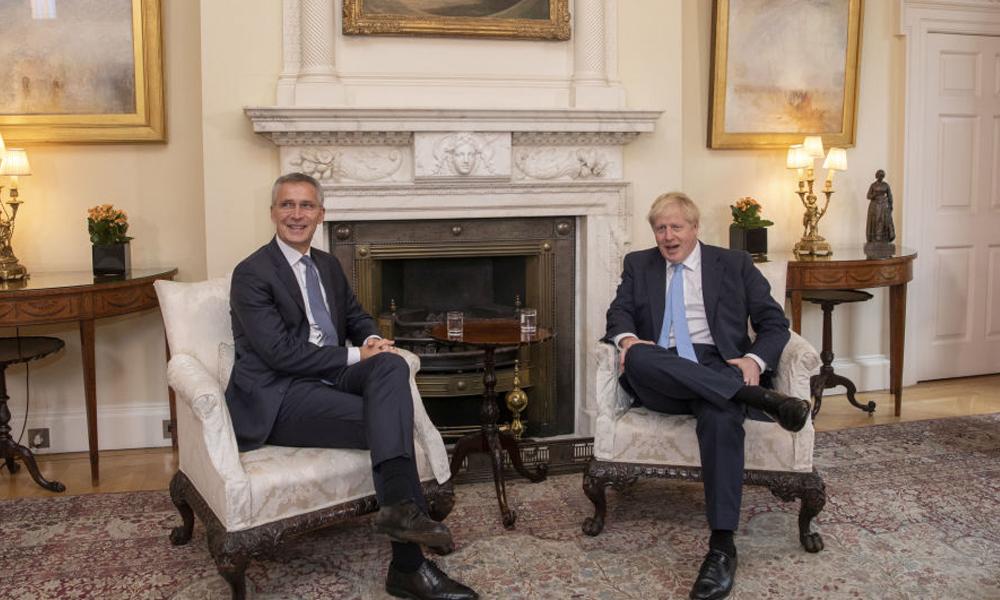 İngiltere ve NATO'dan çağrı: Türkiye'nin Suriye'deki operasyonu sona ermeli