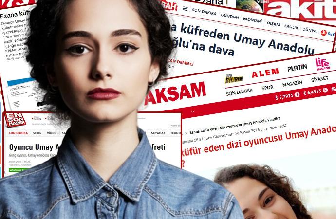 Yalan haberlere 'özgürlük' denildi! Genç oyuncu, yandaş medya ile verdiği mücadeleyi AYM'ye taşıdı
