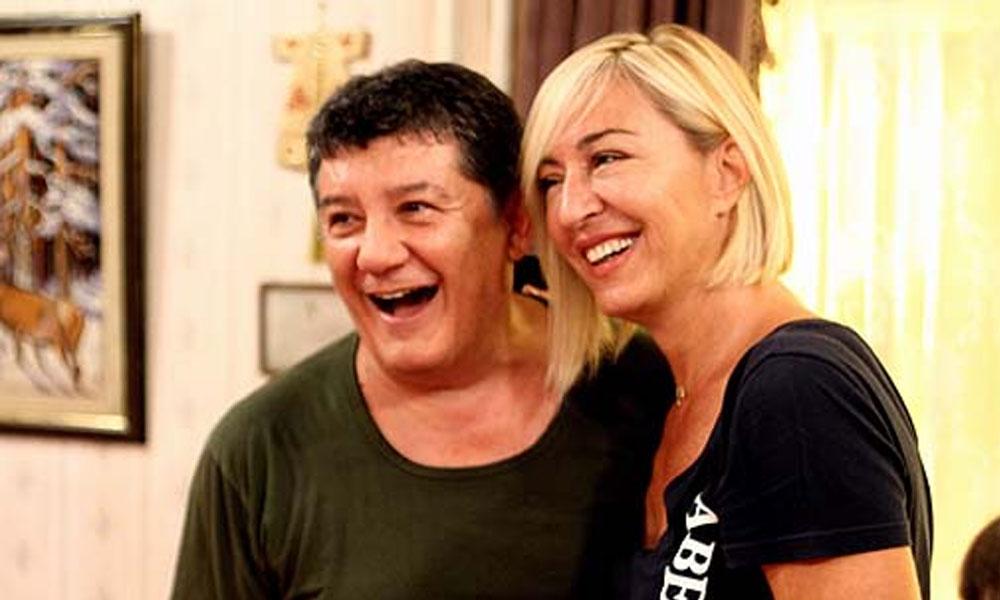 Gülenay Kalkan'dan Tarık Ünlüoğlu'na 'Bir masal yaşadım seninle…' vedası