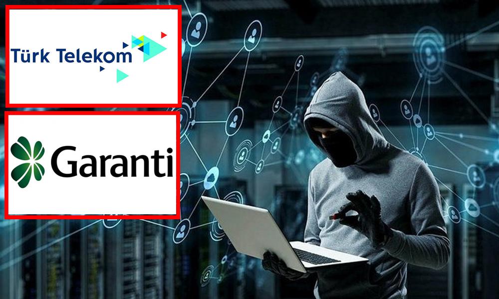 Türkiye'ye siber saldırı şoku! Türk Telekom ve Garanti'den üst üste açıklama… İşte saldırının yöntemi