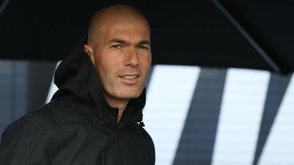 Galatasaray maçı öncesi Zidane'den açıklama: Bu durumdan hep birlikte çıkmasını bileceğiz