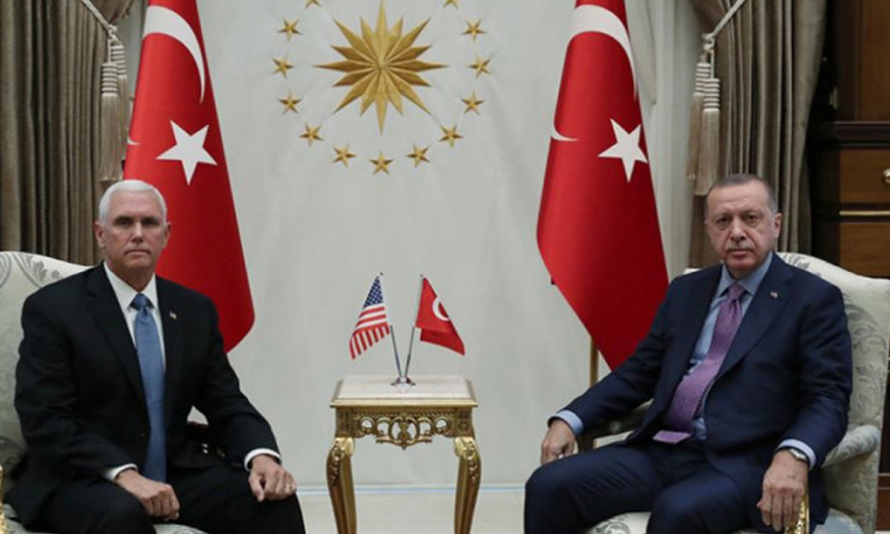 İşte Türkiye ve ABD arasındaki 13 maddelik anlaşma: Geri çekilme bitince harekat durdurulacak