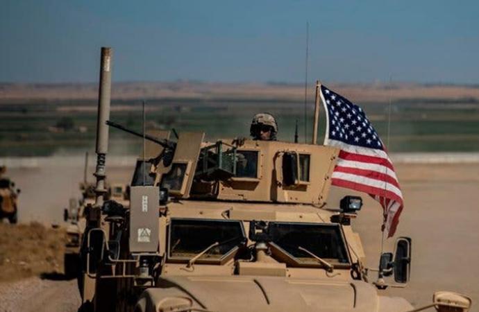 Reuters'tan flaş iddia: 'ABD askerleri Türkiye sınırında devriyeye çıktı'