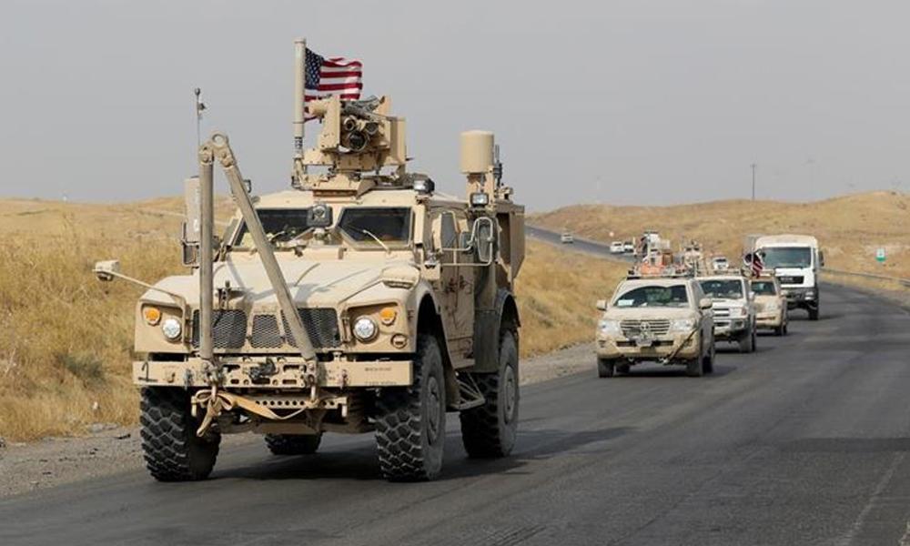 Suriye'nin kuzeyinden çekilen ABD, bölgeye yeniden asker gönderdi