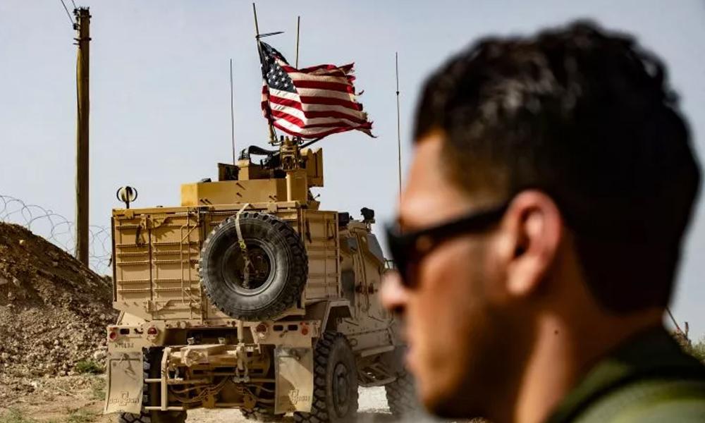'Türkiye, yanlışlıkla ABD askerlerini bombaladı' MSB: Tedbiren ateşler kesildi