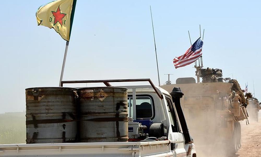 Flaş iddia… 'ABD, YPG'ye Türkiye operasyonuna karşı hazırlık eğitimi verdi'