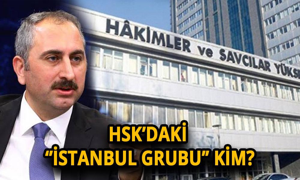 Abdülhamit Gül'ü kendilerine 'engel' gördükleri iddia edilmişti! HSK'da 'İstanbul Grubu' istifası