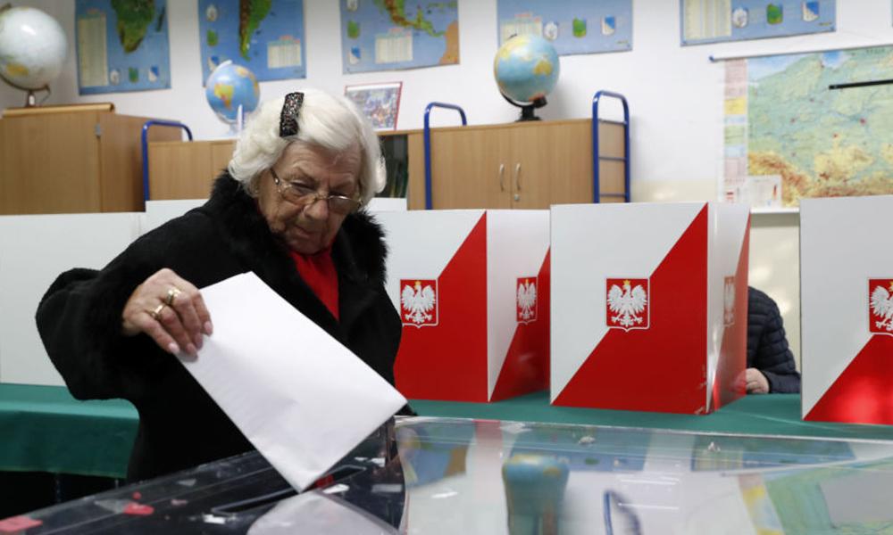 Polonya'da seçimleri 'Hukuk ve Adalet Partisi' kazandı