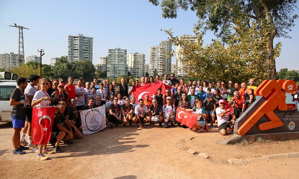 Büyükşehir destekli 29 Ekim Cumhuriyet Koşusu yapıldı