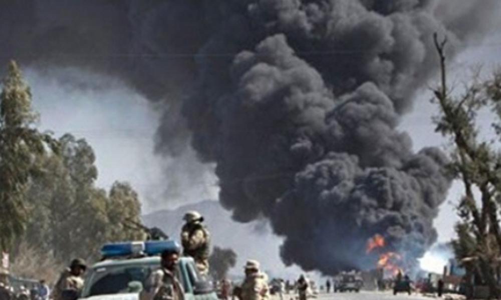 Afganistan'da intihar saldırısı: Ölü ve yaralılar var